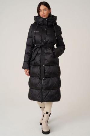 Модная женская куртка с мехом