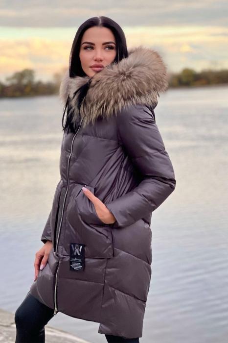 Классическое пальто средней длинны